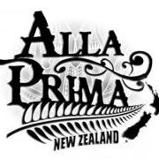 Alla Prima Ink NZ Logo